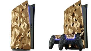 Xuất hiện chiếc máy PS5 với vỏ ngoài được đúc hoàn toàn bằng vàng nguyên chất, giá lên đến hàng chục tỷ đồng