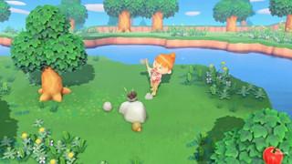 Animal Crossing: New Horizons sẽ thế nào nếu đạt tới 4k 60FPS?