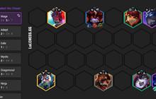 DTCL: Hướng dẫn Top 3 đội hình Long Tộc mạnh nhất bản 11.5 Mùa 4.5 rank Thách Đấu