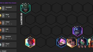 DTCL: Top 4 đội hình Đồ Tể mạnh nhất rank Thách Đấu bản 11.2 dành cho tân thủ