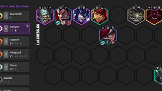 DTCL: Hướng dẫn Top đội hình 6 Thần Tài mạnh nhất bản cập nhật 11.5 mới nhất