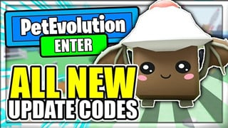 Chi tiết GiftCode Pet Evolution Simulator và cách nhập code mới nhất 2021