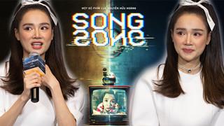 Bất ngờ bật khóc tại showcase Song Song vì đến trễ hơn 1 tiếng, Nhã Phương khiến truyền thông ngỡ ngàng