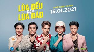 Review Lừa đểu gặp lừa đảo: Màn comeback đầy duyên dáng của điện ảnh xứ Chùa Vàng