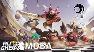 Váng bóng người chơi, Auto Chess Mobile chuẩn bị mở chế độ MOBA thêm cạnh tranh