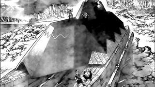 Spoiler Dr.Stone chap 181: Đóng thuyền mới, Senku chở tất cả thiết bị hóa đá vào rừng!