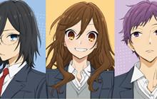 TOP 10 anime romcom tình cảm lãng mạn siêu hài hước hấp dẫn hơn cả Horimiya!