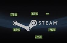Rò rỉ thời điểm bắt đầu sự kiện sale Tết Nguyên Đán của Steam