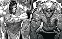 "Dự đoán spoiler Kengan Omega chap 94: Setsuna ""quyến rũ"" Ryuki. Reian Kure VS Alan Wu!"