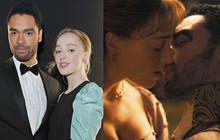 Cảnh nóng trong Bridgerton của Netflix bị phát tán trên web khiêu dâm