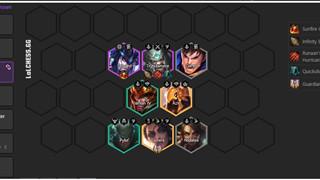 DTCL Mùa 4.5: Hướng dẫn Top đội hình 6 Chiến Tướng mạnh nhất meta 11.6 Rank Thách Đấu