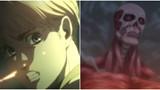 Spoiler Attack On Titan season 4 tập 7:Eren ăn thịt Búa Chiến. Gabi bắn chết Sasha. Armin hóa Titan