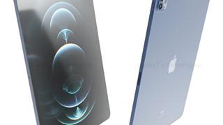 Rò rỉ thiết kế iPad Pro 2021: Cảm biến LiDAR với dãy camera kép hiện diện ở phía sau
