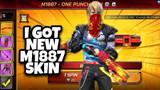 Free Fire: Các thuộc tính Skin One Punch Man M1887, Chiến thuật lối chơi và hơn thế nữa!