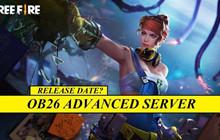 Advanced Server Free Fire OB26 rò rỉ vũ khí Shotgun mới, Mag-7