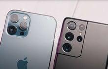 Galaxy S21 Ultra vs iPhone 12 Pro Max: So sánh camera từ điều kiện ánh sáng yếu, quay video,...