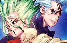 Spoiler Dr.Stone chap 182: Senku, Xeno cùng đồng đội chế tạo...kim cương!