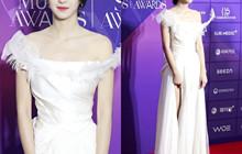 """""""Điên nữ"""" Seo Ye Ji khoe nhan sắc như thiên thần trong lễ trao giải APAN Star Awards 2020"""