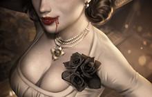 Resident Evil 8: Lady Dimitrescu làm tăng nhiệt độ với vẻ đẹp nóng bỏng của mình