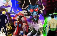 Spoiler One Piece tập 1002 - Tứ Hoàng đại chiến Thời Đại Mới