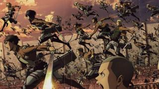 TOP 5 sự thật chắc chắn bạn không biết về anime/manga Shingeki No Kyojin - Attack On Titan