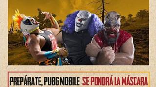 PUBG Mobile tuyên bố hợp tác với Lucha Libre AAA Worldwide
