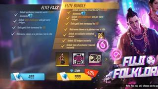Garena Free Fire: Elite Pass Season 33 sẽ lấy chủ đề Nhật Bản