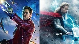 Những bức ảnh đầu tiên về tạo hình của Thor trong Thor Love and Thunder