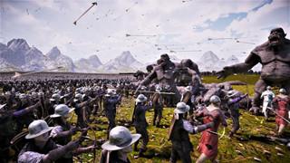 Game mô phỏng chiến trận siêu bựa Ultimate Epic Battle Simulator ra mắt trailer phần 2