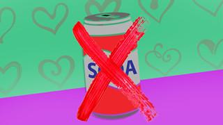 Nước ngọt có ga và ảnh hưởng của nó đến sức khỏe game thủ