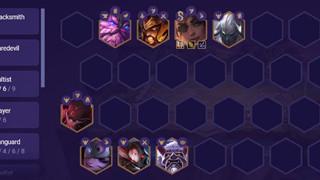 DTCL: Hướng dẫn xây dựng đội hình Cuồng Giáo Samira bá đạo cuối game bản 11.5