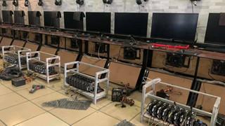 Một phòng game tại Việt Nam được chuyển thành nơi khai thác tiền ảo do COVID-19, kiếm lợi nhuận cao khủng