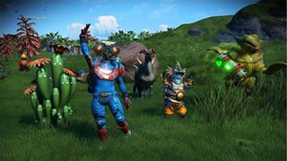 No Man's Sky tiếp tục cập nhật lớn, cho phép người chơi nuôi thú cưng