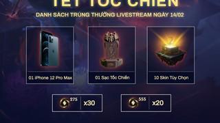 Nhìn lại Tết 2021, game thủ Việt bội thu tài lộc từ Liên Minh Huyền Thoại: Tốc Chiến