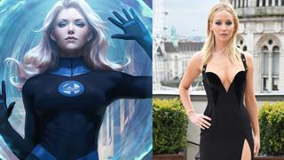 Jennifer Lawrence sẽ gia nhập MCU với vai diễn cực khủng?