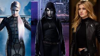 Điểm danh dàn nữ siêu anh hùng đẹp hút hồn của Marvel và DC (P2)