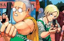 Review manga Sakamoto Days: Khi John Wick về vườn làm nội trợ