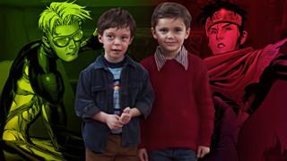WandaVision: Nguồn gốc, sức mạnh cặp song sinh Tommy và Billy Maximoff