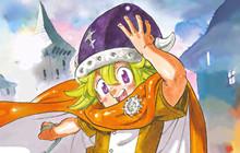 Review truyện mới: Mokushiroku no Yonkishi - Manga hậu truyện Nanatsu No Taizai có gì hấp dẫn?