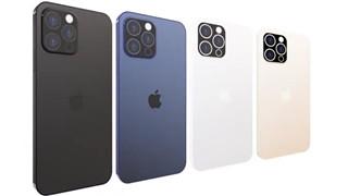 Rò rỉ hình ảnh iPhone 13 Pro với thiết kế không viền với Notch và Touch ID nhỏ hơn