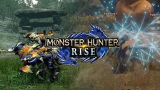 Không còn độc quyền cho Nintendo Switch, Monster Hunter Rise sẽ có mặt trên PC vào năm 2022