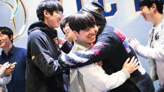 LMHT: Đội tuyển Invictus Gaming quyết tâm chơi lớn để chúc mừng sinh nhật Rookie