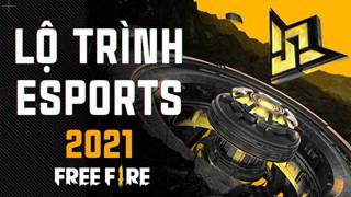 Garena Free Fire bật mí lộ trình giải đấu chuyên nghiệp quốc tế
