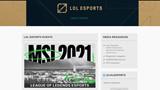 LMHT: Riot Games hé lộ hình ảnh khẳng định rằng MSI 2021 sẽ không bị hủy