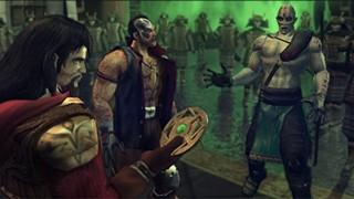 Cốt truyện Mortal Kombat Phần 6: Shinnok trở lại, thành lập Deadly Alliance
