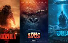 Điểm lại hành trình của MonsterVerse trước khi Godzilla Vs. Kong ra mắt