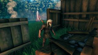 Valheim thắng lợi vẻ vang trong tháng đầu tiên ra mắt trên Steam