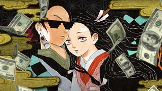 Kimetsu No Yaiba - Thanh Gươm Diệt Quỷ đã kiếm được tổng cộng bao nhiêu tiền?