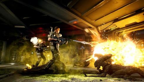 Lộ diện tựa game bắn Alien co-op mới, đi kèm trailer gameplay