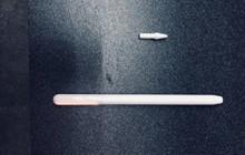 Apple Pencil thế hệ thứ ba rò rỉ với phần thân bóng và đầu bút được thiết kế lại